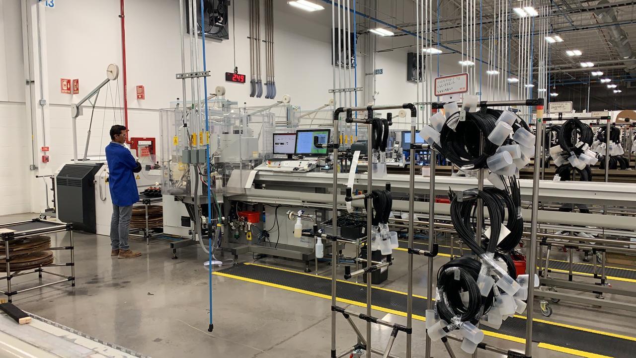 Automatización Industrial MEF-1002