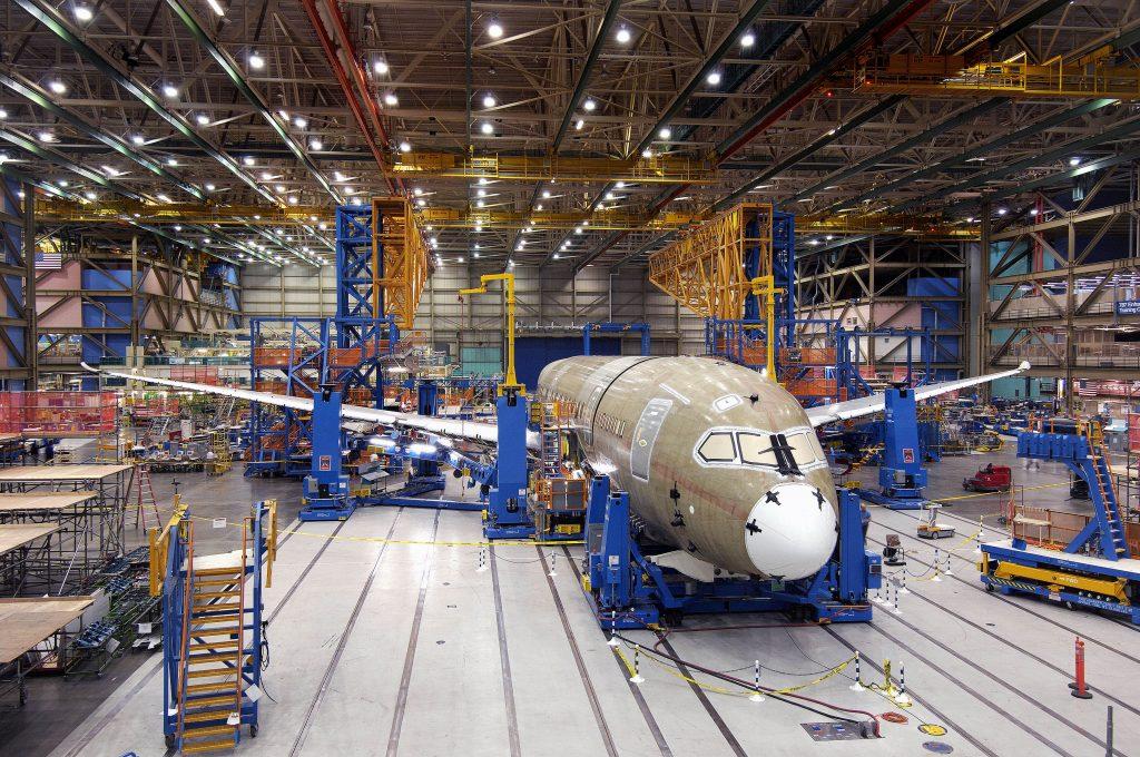 Manufactura Avanzada en Aeronáutica - Mecánica - Grupo: 8SA