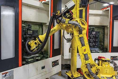 Manufactura Robótica 9N