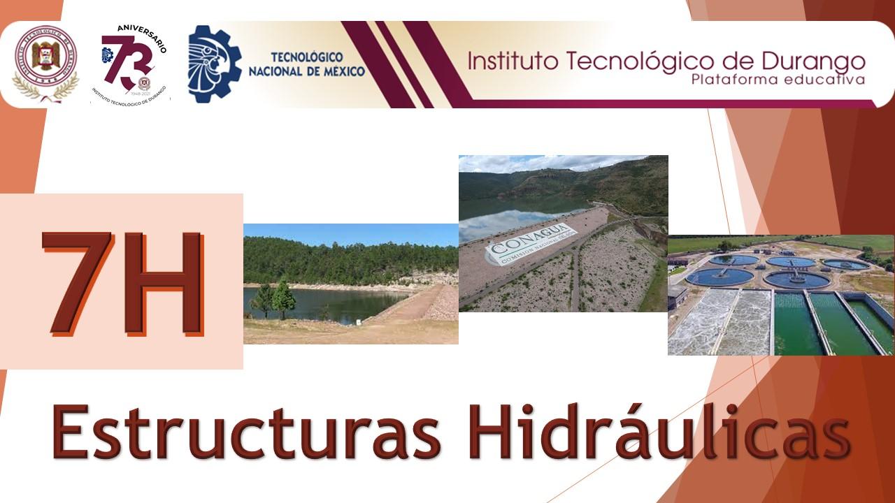 ESTRUCTURAS HIDRAULICAS 7H (JOSE AVILA) IC252