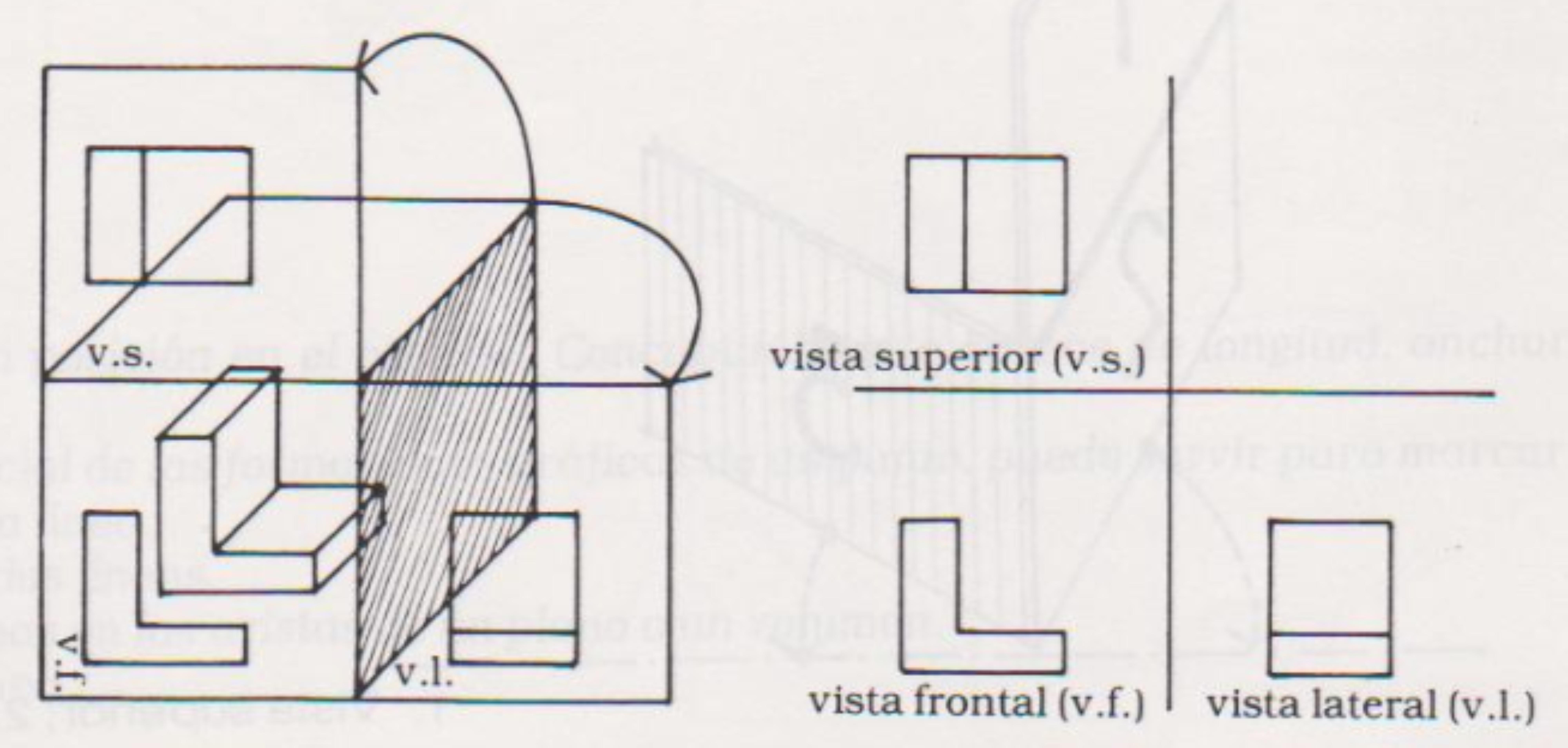 GEOMETRIA DESCRIPTIVA I - 1F