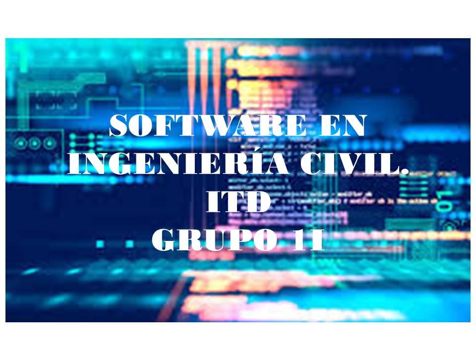 Software en Ingeniería Civil
