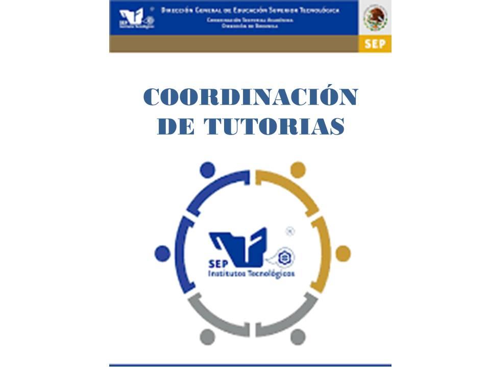 Coordinación de Tutorias de Ingeniería Civil