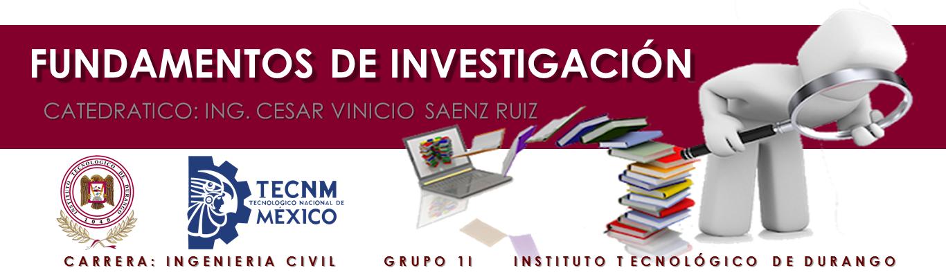 1I Y 1IP FUNDAMENTOS DE INVESTIGACIÓN
