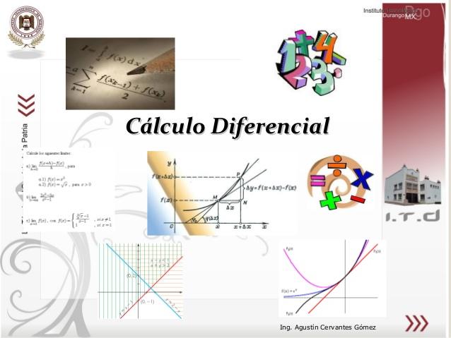 Cálculo Diferencial 1L