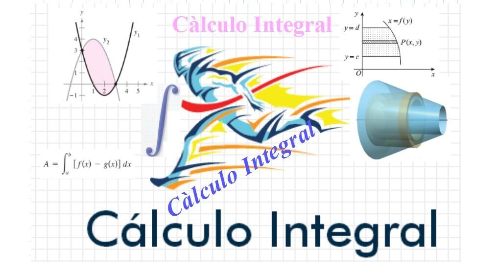 CÁLCULO INTEGRAL 2O