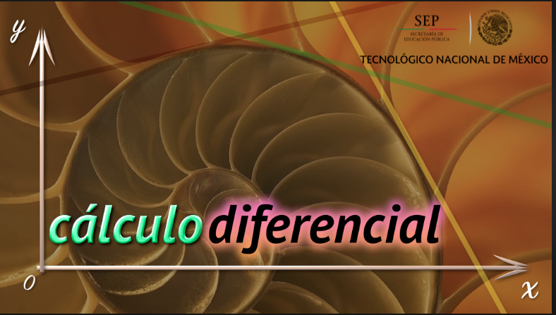 CÁLCULO DIFERENCIAL, GRUPO 1X, 18:00 HORAS